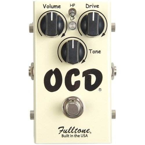 Fulltone OCD Obsessive Compulsive Drive Pedal for sale  Delivered anywhere in USA
