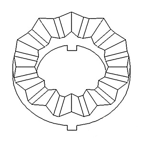 Amazon Com Z699h Slip Clutch Tooth Ring Made For John Deere Combine