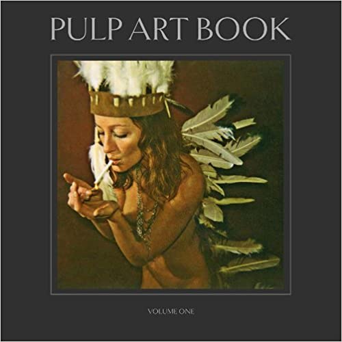 Volume  One Pulp Art Book