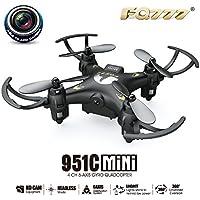 FQ777-951C MINI With 0.3MP Camera Headless Mode RC Quadcopter RTF
