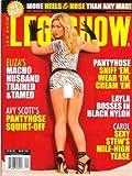 Leg Show - September 2006: Foot Fetish Magazine