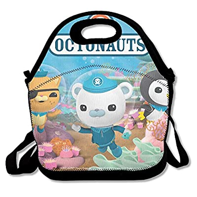 d4a3ab7c633e free shipping The Octonauts Captain Barnacles Lunch Tote Bag ...