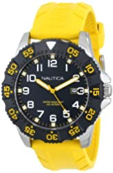 Nautica Men's N12642G NSR 103 Classic Analog Watch