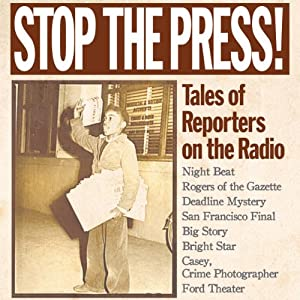 Stop the Press! Radio/TV Program