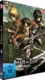 Attack on Titan - DVD Vol. 4 [Limited Edition] (inklusive Aufnäher)