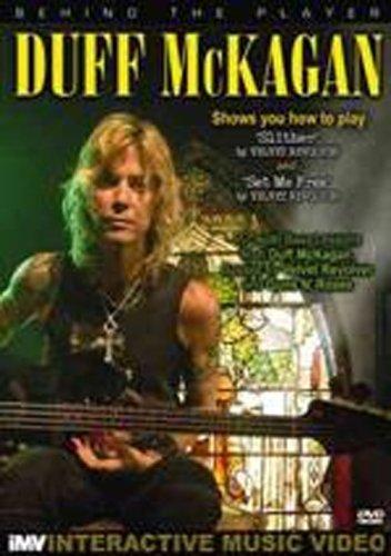 Behind the Player: Duff McKagan (DVD) (The Duff Movie Dvd)
