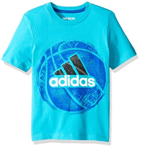 adidas Boys' Short Sleeve Active Tee Shirt – DiZiSports Store