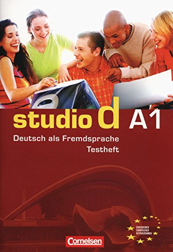 Studio D A1 Testheft MIT Audio-CD