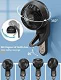 OPOLAR Wall Mount Air Circulator