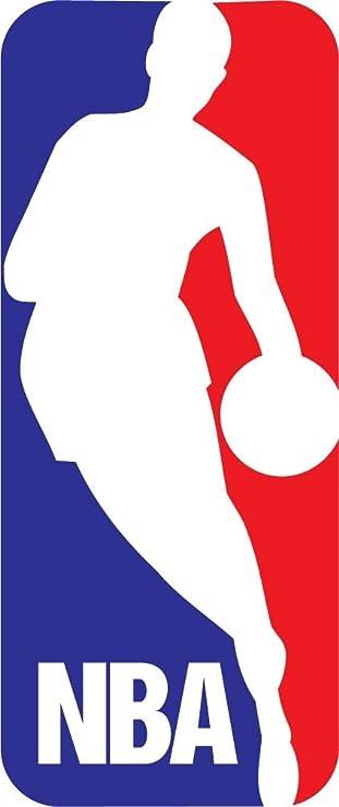 Brooklyn City Net USA Basketball Sport Team Logo Symbol Vinyl Decal Label Die-Cut Sticker Emblem Set of 4 Pieces in 5 Longer Side