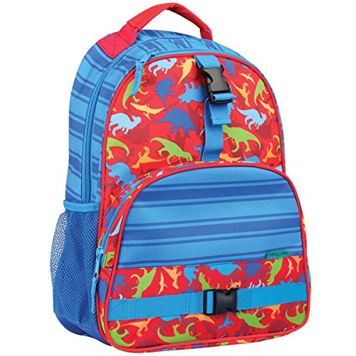 Stephen Joseph All Over Print Backpack, Dino