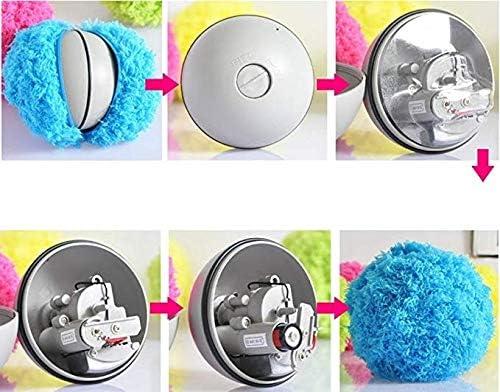SIVED Juguete de Bola mágica para Perro, Gato, Mascota, Juguete automático de Bola mágica (1 Bola de rodamiento + 4 Fundas de Bola): Amazon.es: Productos para mascotas