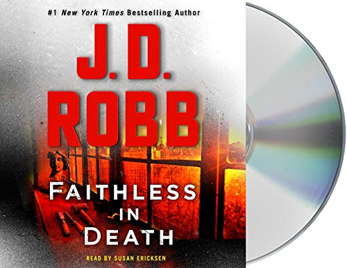Book Cover: Faithless in Death: An Eve Dallas Novel