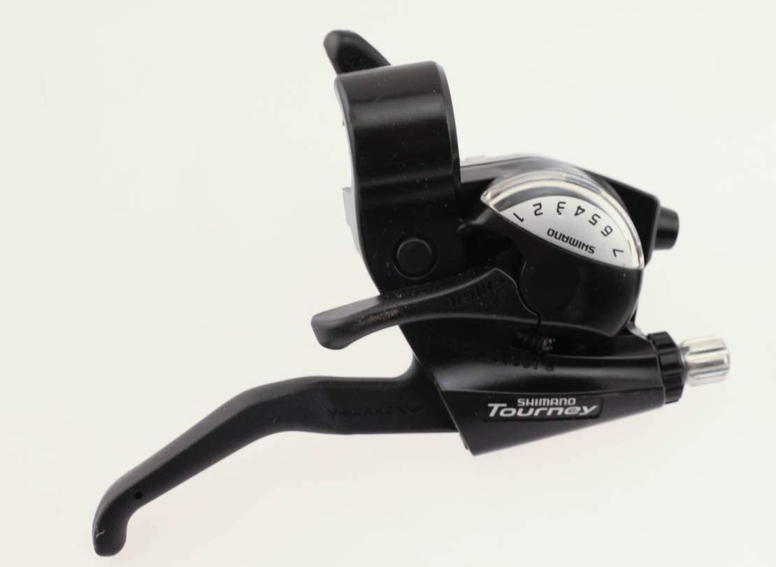 Tourney ST-EF40 Integrated 3 x 7 Speed Bike Shifters Brake Levers New Outdoors Insight Inc
