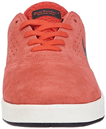 Nike Herren Boston 2 Synthetic-And-Stoff Turnschuhe Crimson