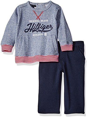 tommy-hilfiger-baby-pull-over-with-pants-set-blue-18-months
