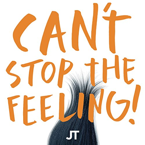 Vinilo : Justin Timberlake - Can't Stop The Feeling! (Colored Vinyl, Orange)