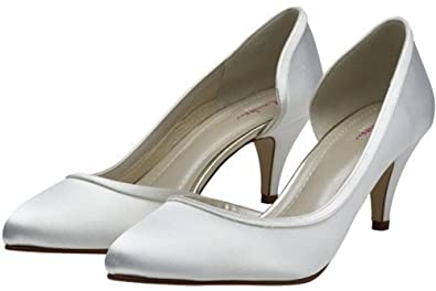 Scarpe Sposa 36.Rainbow Club Sposa Scarpa Abbie Avorio 36 Amazon It Scarpe E