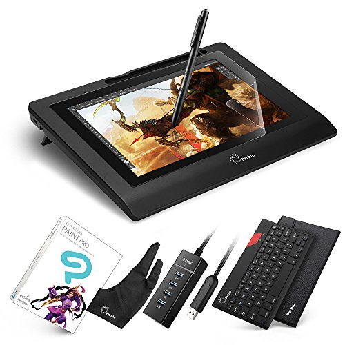 parblo-coast10-101-ips-graphic-tablet-drawing-monitor-display-painting-with-cordless-battery-free-pe