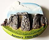 Stonehenge Salisbury ENGLAND Resin 3D fridge Refrigerator Thai Magnet Hand Made Craft. by Thai MCnets