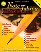 Note Taking Grades 4 - 8: Lessons To Improve
