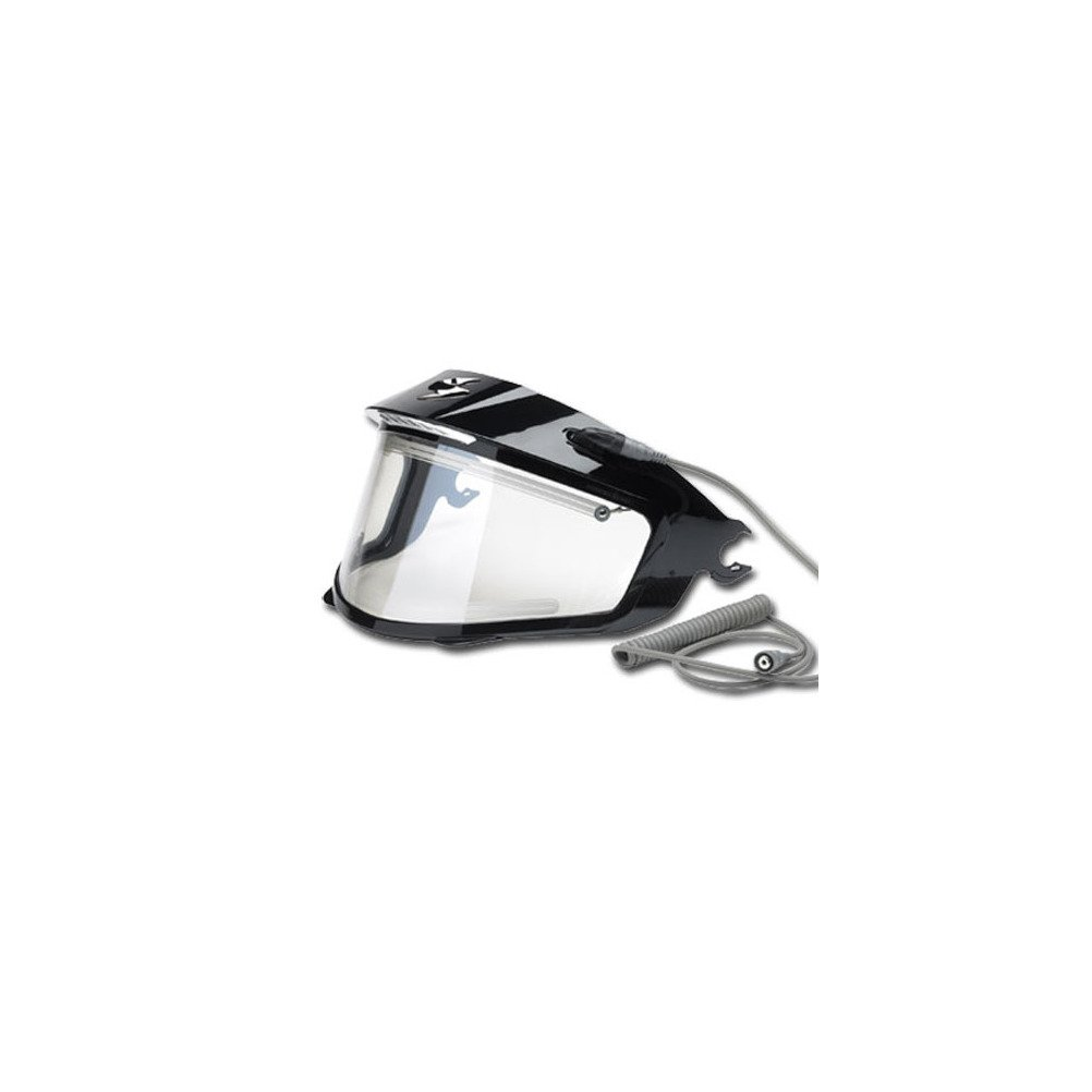 Scorpion Face Shield EXO-900 Electric On-Road Motorcycle Helmet Accessories - Clear/One Size