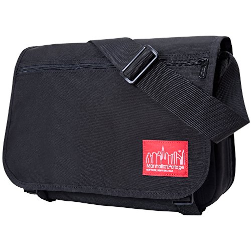 manhattan-portage-europa-with-back-zipper-and-compartments-black-one-size