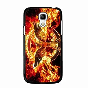 Famous Movie The Hunger Games High Quality Phone Funda For Samsung Galaxy S4Mini The Hunger Games Phone Skin