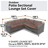 Heavy Duty Outdoor Sectional Sofa