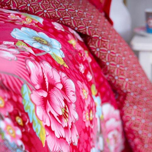 Pip Studio Bettwäsche Chinoise Pink 140x200 Cm 70x90 Cm Amazonde
