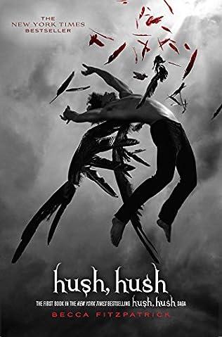 book cover of Hush, Hush