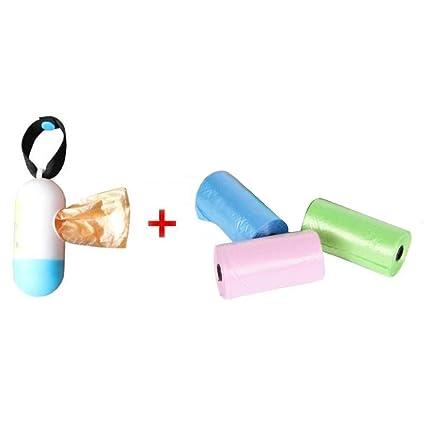 webeauty® Dispensador de bolsa de pañales con 60 cuenta ...