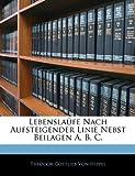 Lebenslaüfe Nach Aufsteigender Linie Nebst Beilagen A, B, C, Theodor G. Von Hippel, 1145090591