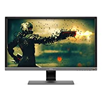 Save on BenQ EL2870U 28 inch 4K HDR10 Gaming Monitor, UHD 3840x2160, FreeSync, 1ms Response Time, Eye-Care, Brightness Intelligence Plus, HDMI, DP, Built-in Speakers and more