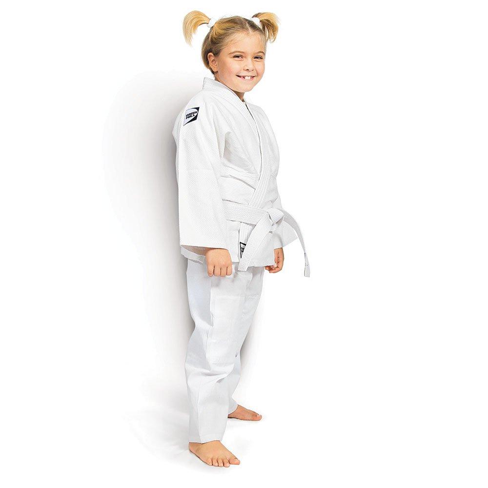 Green Hill Kids Traje de judo Kimono Gi///tamaños Selección, blanco JSK-10464b