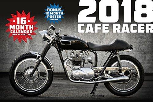 17' Calendar Pad (2018 CAFE RACER)