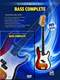 Ultimate Beginner Series: Bass Complete, Alfred Publishing Staff, 073905614X
