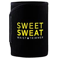 Sports Research Sweet Sweat Premium Waist Trimmer, for Men & Women. Includes Free Sample of Sweet Sweat Gel! from Sports Research