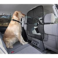 PetSafe Happy Ride Dog Barrier, Front Seat Barrier, For Cars, Trucks and SUVs PetSafe Happy Ride Dog Barrier, Front Seat Barrier, For Cars, Trucks and SUV