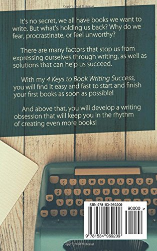 Anyone Can Write Books: Get Motivated, Get Inspired, Conquer Your