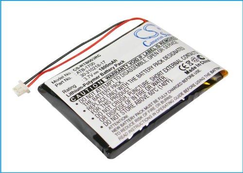 Cameron sino 1800mAh 3.7V Li-ion ATB-1700 30-210218-17 Battery For RTI T3V, T3-V, T3-V+ Remote Control
