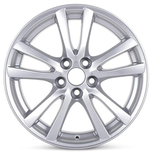Lexus Rims Wheels - New 18 inches x 8 inches OEM Replacement Wheel compatible with Lexus IS250 IS350 Rim 74189 One Piece