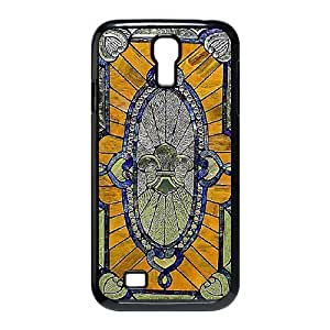 Exquisite stylish phone protection shell Samsung Galaxy S4 I9500 Cell phone case for disney Stained glass pattern personality design