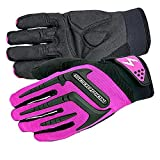 ScorpionExo Women's Skrub Gloves(Pink, Small), 1 Pack