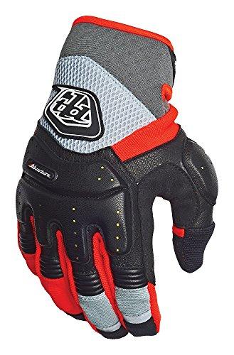 Adventure Gloves (2016 Troy Lee Designs Adventure Radius Gloves-Gray-M)