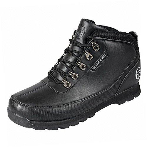 Sergio Tacchini Herren Sport & Outdoor Schuhe Trekking- & Wanderschuhe Mens Boots Hiking/Walking Shoes Black Shoes EU SIZE 43 44 45 47 UK SIZE 9 10 11 12 NEW TRAIL BOOTS NEW IN BOX (UK11 EU45)