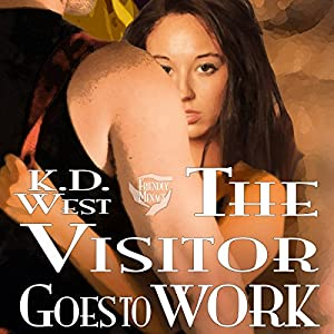 The Visitor Goes to Work Audiobook