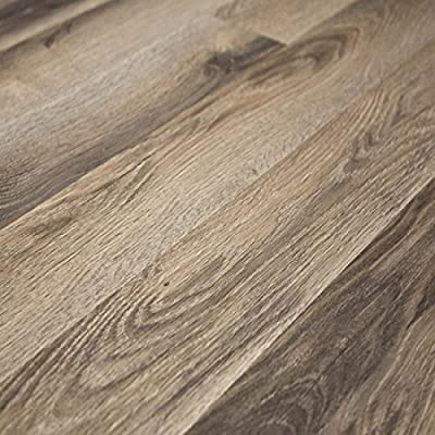 Quick-Step Home Sound Boardwalk Oak 7mm Laminate Flooring + 2mm Attached Pad SFS039 SAMPLE