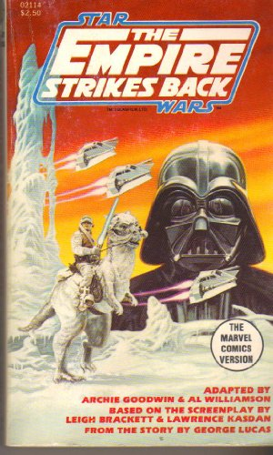 Star Wars The Empire Strikes Back The Marvel Comics Version
