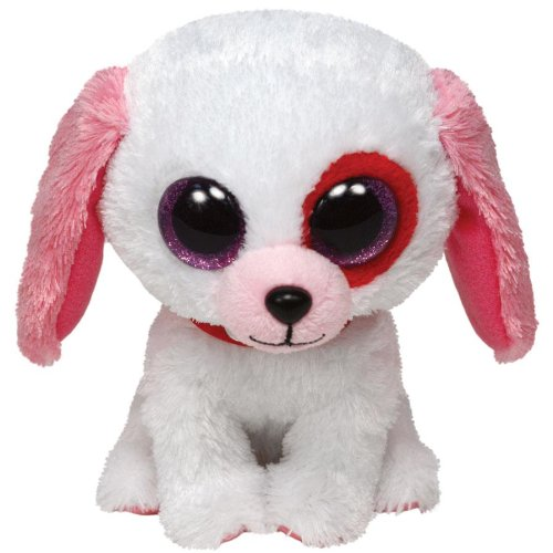 Darling Dog Beanie - Dog & Puppy Stuffed Animal by Ty (36102) by Ty Beanies